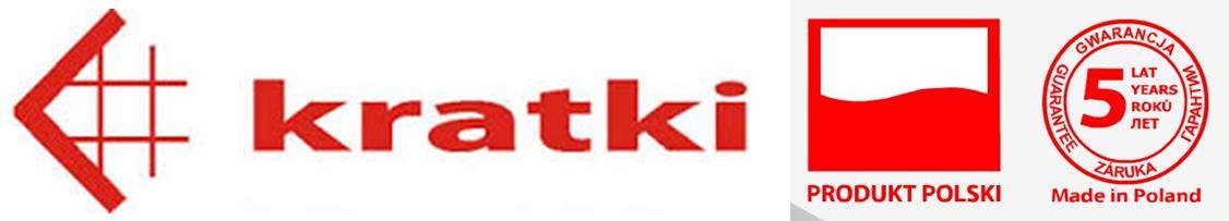 Kratki logo ja takuu 5