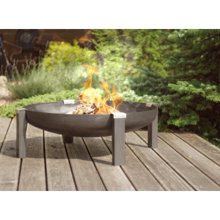 Tulipesä Tilsit Fire Pit, design and quality by Arpe Studio. laaduksta terästä, tarjoushintaan, kotiin tuotuna.