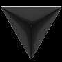 Ulkotulisija PYRAMID - rautainen Tulialusta