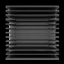 Ulkotulisija ERIZO 50 - rautainen Tulialusta