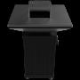 Ulkotulisija Quadrum BBQ Vertical - rautainen grilli