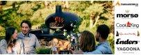 Edulliset kaasugrillit, hiiligrillit, pallogrillit, kamado-grillit, kolmijalka grillit, pihagrillit, tulipesät ja grillipadat