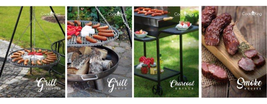 BonFire® tuotteet, grillipadat