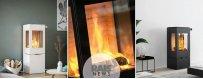 Rias - Tanskalaista taitoa tulisijojen valmistuksessa! Muoto ja toimivuus. Design ja käsityö. Filosofian nimi on Art of Fire.
