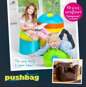 Pushbag Claccis mallisto