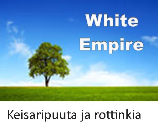 White Empire kalusteet