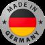 Valmistettu Saksassa